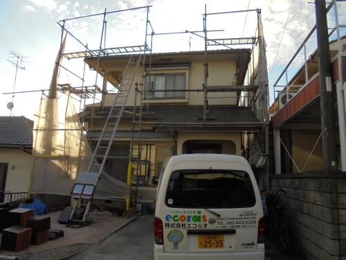 Y様邸(廿日市市佐方)瓦吹替え・外壁塗装・その他工事_d0125228_08073339.jpg