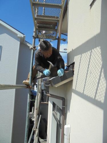 Y様邸(廿日市市佐方)瓦吹替え・外壁塗装・その他工事_d0125228_08075229.jpg