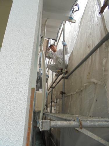 Y様邸(廿日市市佐方)瓦吹替え・外壁塗装・その他工事_d0125228_08093931.jpg