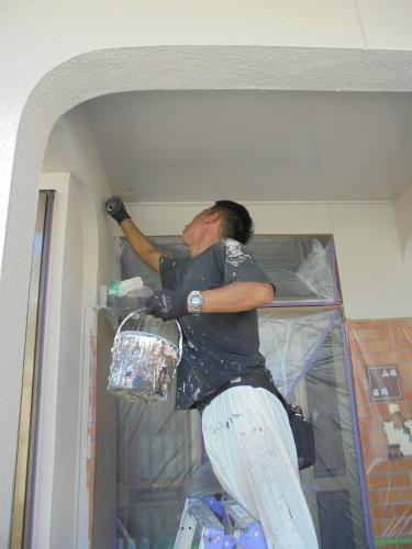 Y様邸(廿日市市佐方)瓦吹替え・外壁塗装・その他工事_d0125228_08103161.jpg