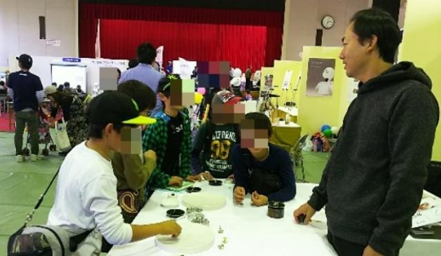 11/11(日) 美濃市産業祭2日目_a0272042_21105641.jpg