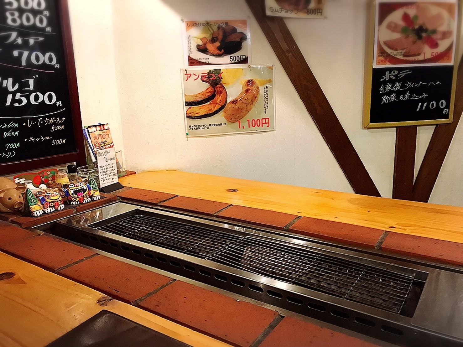 デリカレストラン LA BUVETTE (大門横丁)/函館市_c0378174_18474500.jpg