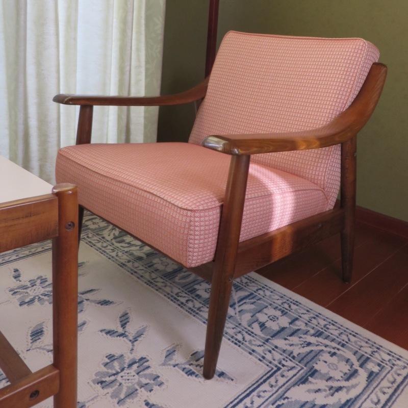 家具再生事例 40年ご愛用のオールドカリモク_d0224984_15432832.jpeg