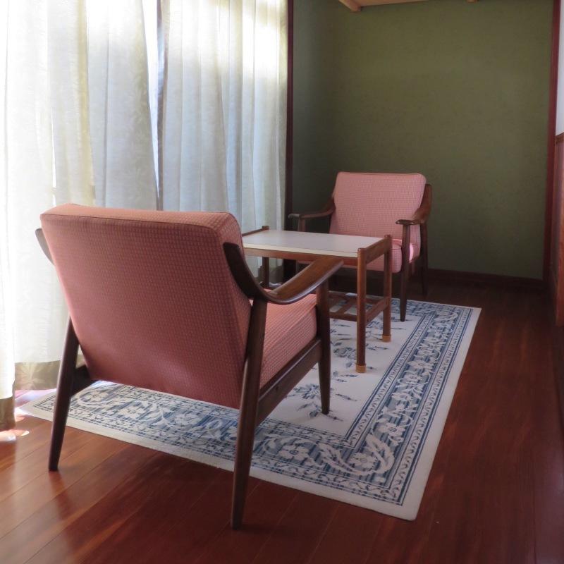 家具再生事例 40年ご愛用のオールドカリモク_d0224984_15434626.jpeg