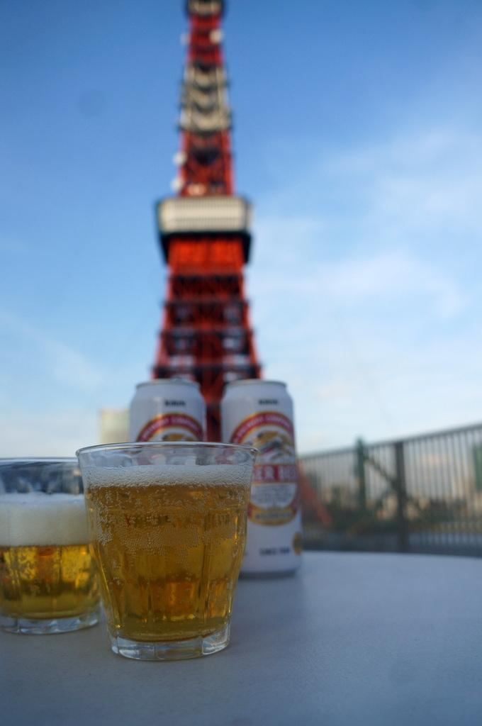 東麻布の屋上ビールから麻布十番の焼肉_c0180686_23304945.jpg