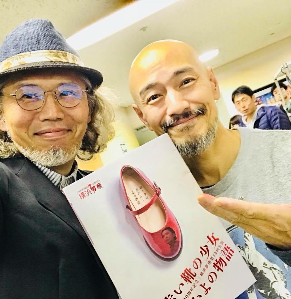 横浜夢座『赤い靴の少女〜母かよの物語』後半戦_f0061797_22563880.jpg