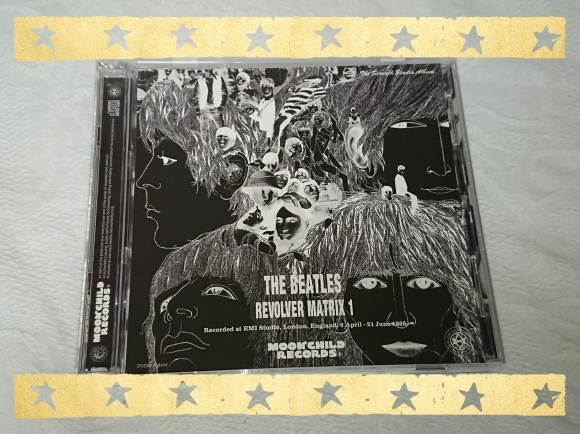 THE BEATLES / REVOLVER MATRIX1_b0042308_01072916.jpg