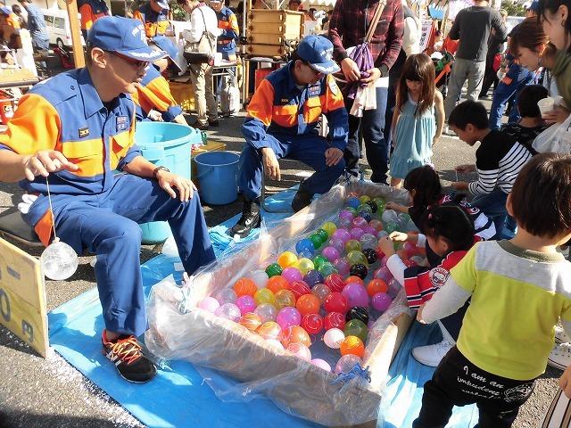 この土日も、いろいろな行事がありました! まずは「富士市・富士川町合併十周年記念式典」と「消防まつり」_f0141310_07405864.jpg