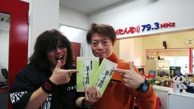 ◾️あの「帰らんちゃよか」でも有名な関島秀樹さんです~!_b0183113_17422163.jpg