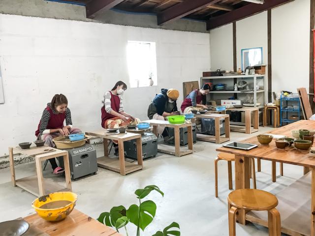 本日の陶芸教室 Vol.832_a0163716_17531383.jpg