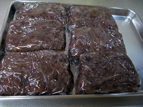 煮豚から色々使い回しです。_f0129726_18480205.jpg
