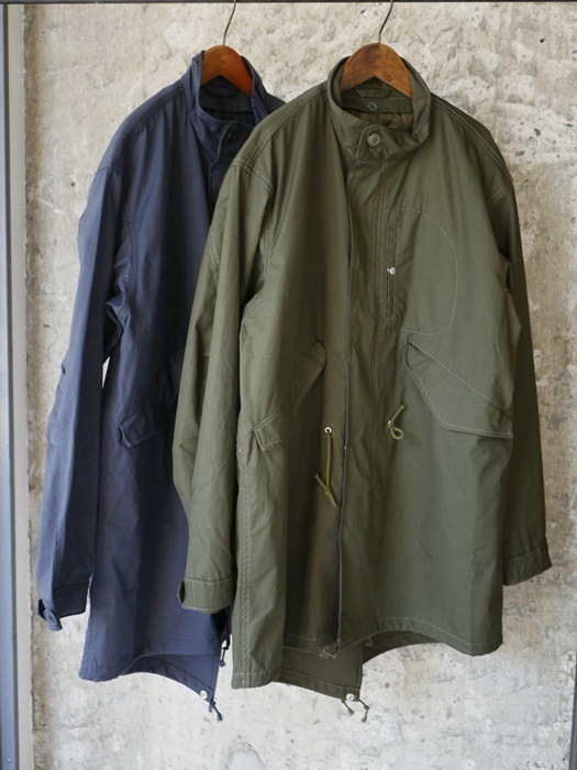 OUTER & KNIT COLLECTION ~KATO\' のアウター編~_e0247148_17500306.jpg