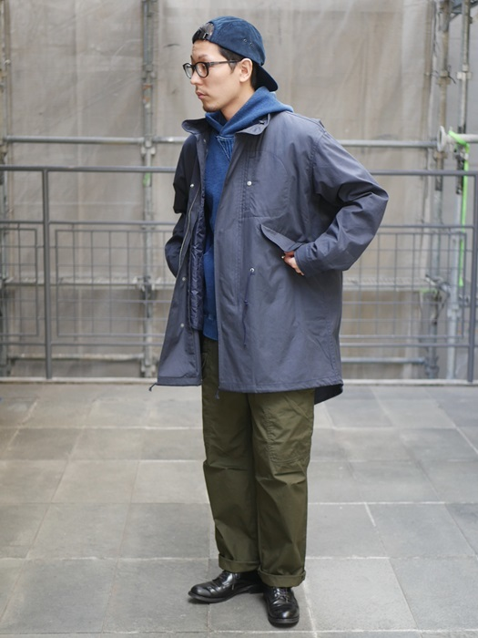OUTER & KNIT COLLECTION ~KATO\' のアウター編~_e0247148_17500322.jpg