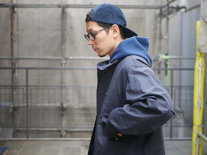 OUTER & KNIT COLLECTION ~KATO\' のアウター編~_e0247148_17500333.jpg