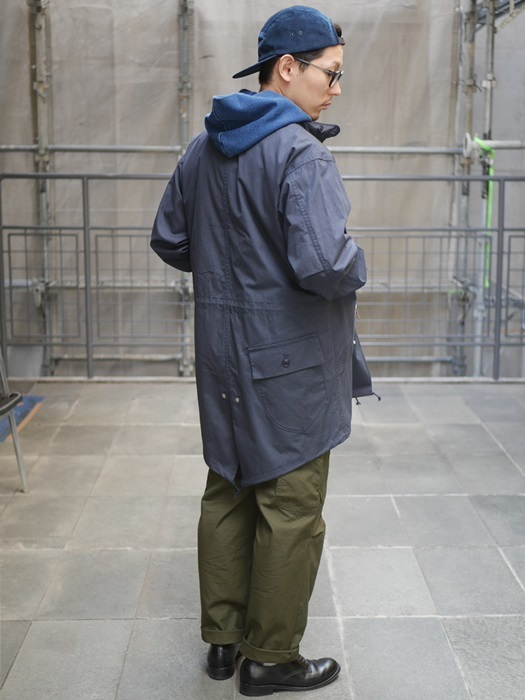 OUTER & KNIT COLLECTION ~KATO\' のアウター編~_e0247148_17500389.jpg
