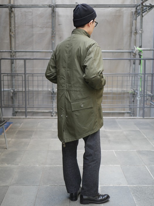 OUTER & KNIT COLLECTION ~KATO\' のアウター編~_e0247148_17502765.jpg