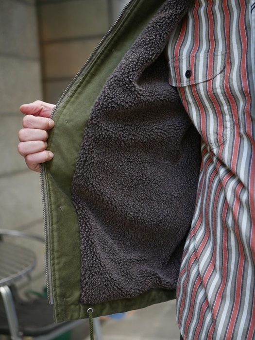 OUTER & KNIT COLLECTION ~KATO\' のアウター編~_e0247148_17505815.jpg
