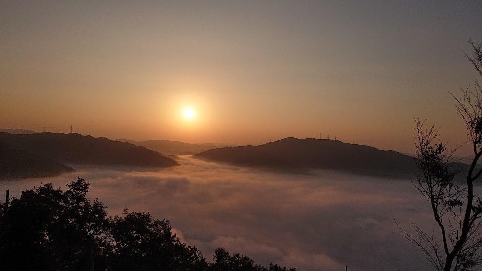 福峯山「雲海」_b0328361_20595057.jpg