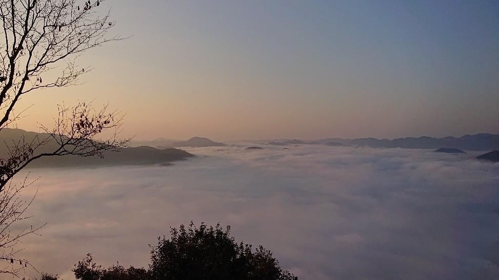 福峯山「雲海」_b0328361_21485143.jpg