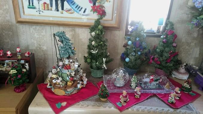 クリスマスに飾りつけ☆彡_e0040673_9233699.jpg