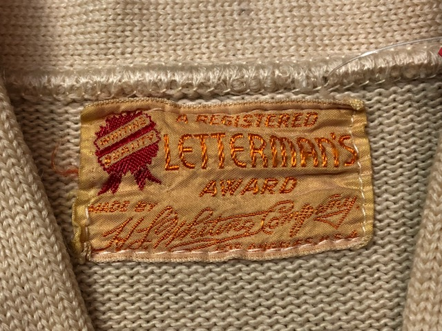 11月14日(水)マグネッツ大阪店ヴィンテージ入荷!!#5 アスレチック編!1938&Indian Brand!!_c0078587_2313531.jpg
