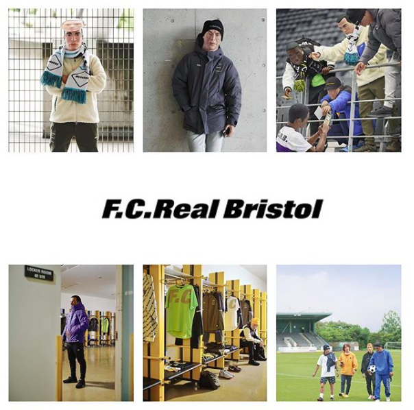 F.C.Real Bristol - 2018 A/W Collction Last delivery_c0079892_1916294.png