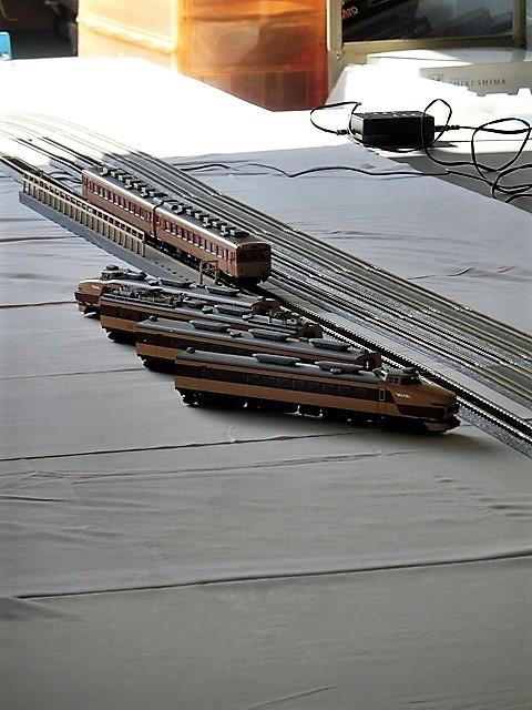 藤田八束の鉄道写真@模型の鉄道も良いね。一ノ関で発見したおもちゃの鉄道、子供たちは目が星に。鉄道模型で楽しい時間_d0181492_19445235.jpg
