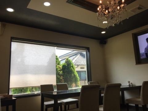 cafe & restaurant アンドリュース  グリルチキンジンジャーソース_e0115904_04053330.jpg