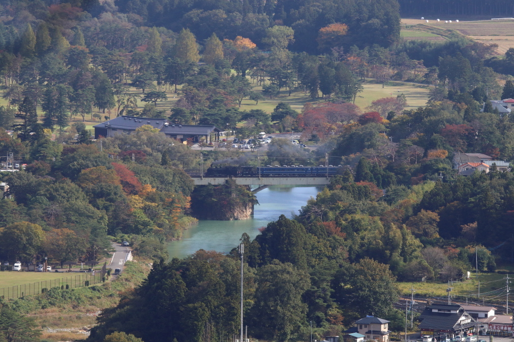 今年の秋が色付き始めた頃 - 東武鬼怒川線・2018年秋 -_b0190710_22390817.jpg