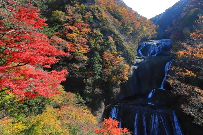 【袋田の滝】_f0348831_23112597.jpg