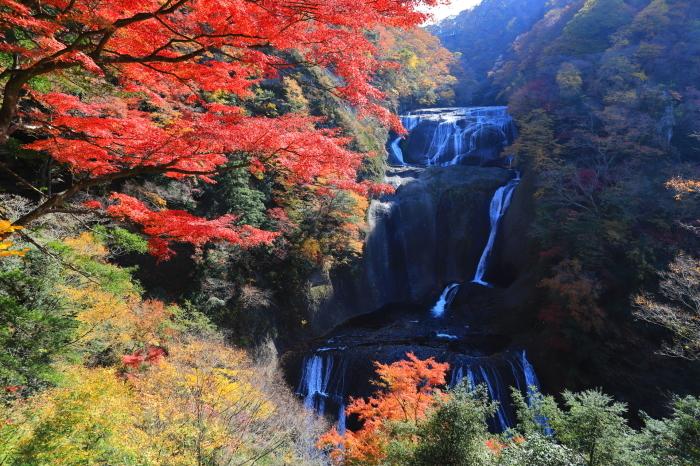 【袋田の滝】_f0348831_23113242.jpg