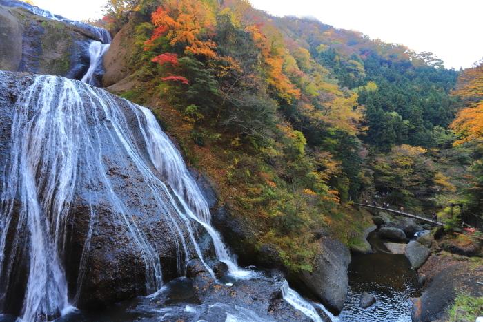 【袋田の滝】_f0348831_23114055.jpg