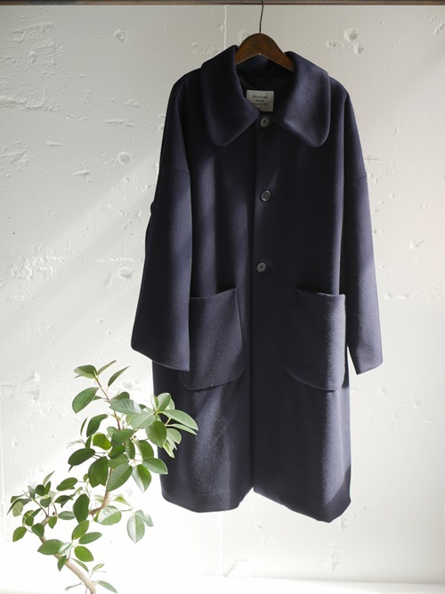 OUTER & KNIT COLLECTION ~グランマ ウールのコートたち~_e0247148_17513906.jpg