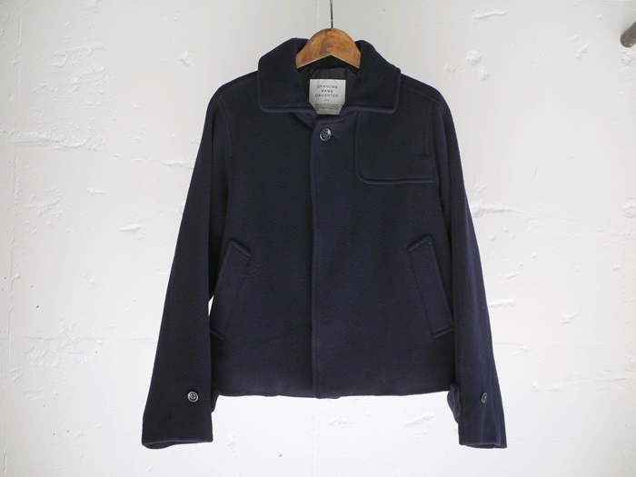 OUTER & KNIT COLLECTION ~グランマ ウールのコートたち~_e0247148_17522481.jpg