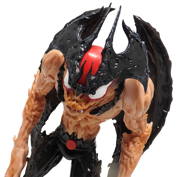 Devilman Flesh Ver. Tomenosuke Exclusive by Mike Sutfin_e0118156_00454566.jpg