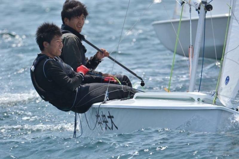 ◎4年生祝引退!①齋藤健斗 - 【 中央大学ヨット部 公式ブログ 】