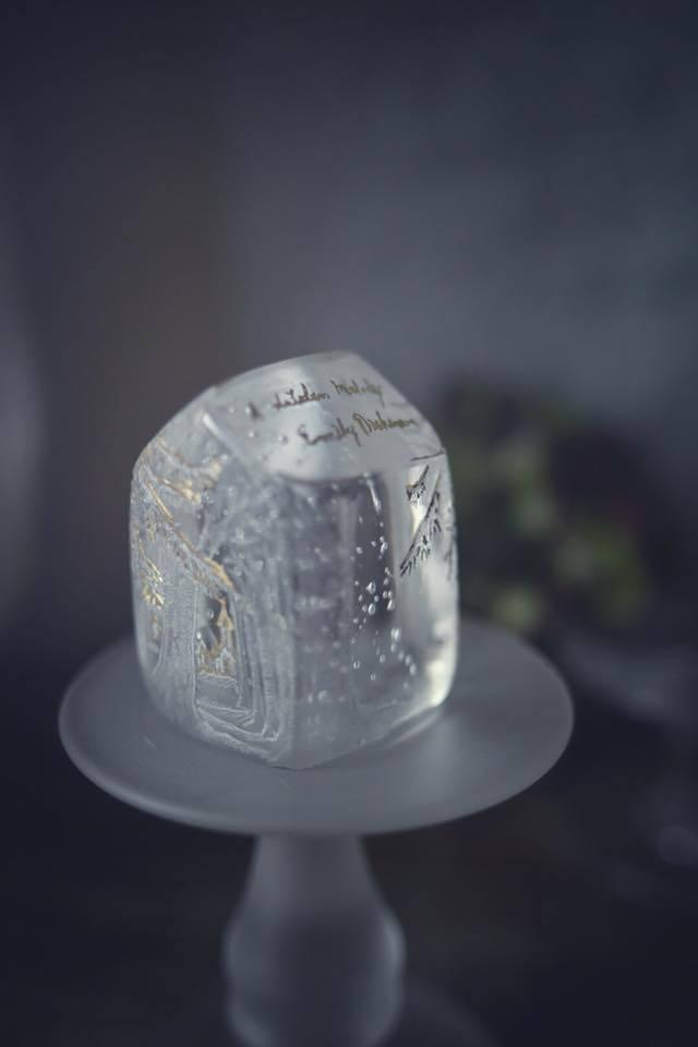 鉱物を纏う  鉱物とガラスの響き_c0203401_14415979.jpg