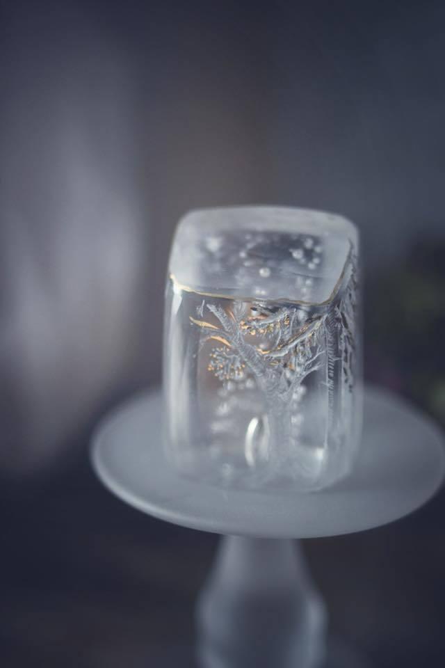 鉱物を纏う  鉱物とガラスの響き_c0203401_14424211.jpg