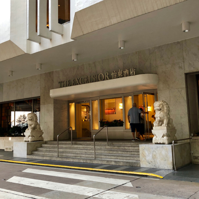 18年10月 香港11☆せっかくだからホテルの中も楽しむ♪_d0285416_19242563.jpg