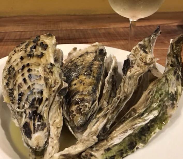 真鱈の白子のフリット💕宮城県産セル牡蠣💕_c0315821_15545080.jpg