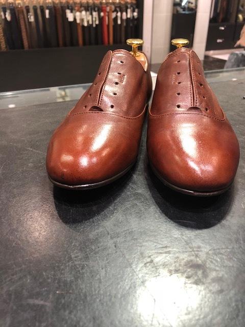 はじめて買った革靴と向き合う_b0226322_10351677.jpg