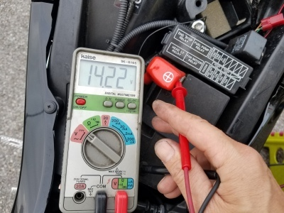 CBR600RR 車検整備③_e0114857_10324525.jpg