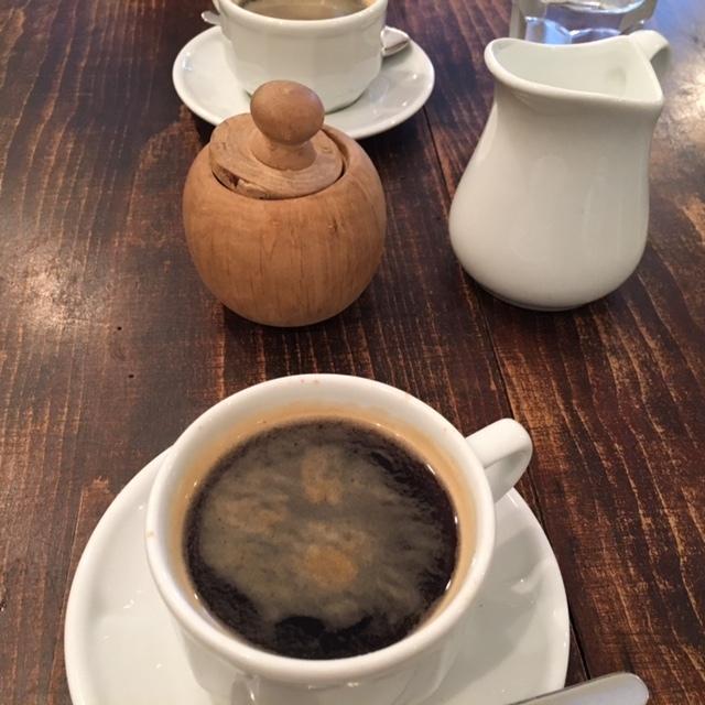 coffee time  @二子玉川 いつものカフェで_a0165160_14594301.jpg