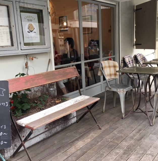 coffee time  @二子玉川 いつものカフェで_a0165160_15125481.jpg