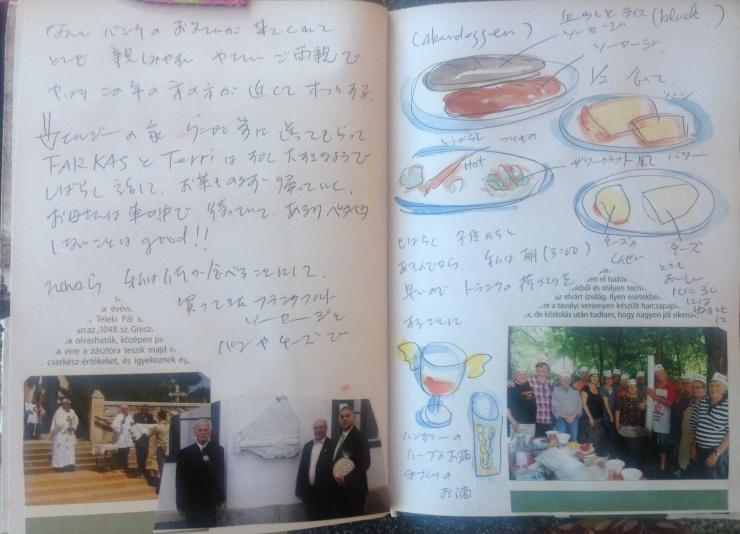 ハンガリー絵日記  11月6日 のこと_c0100195_01153938.jpg