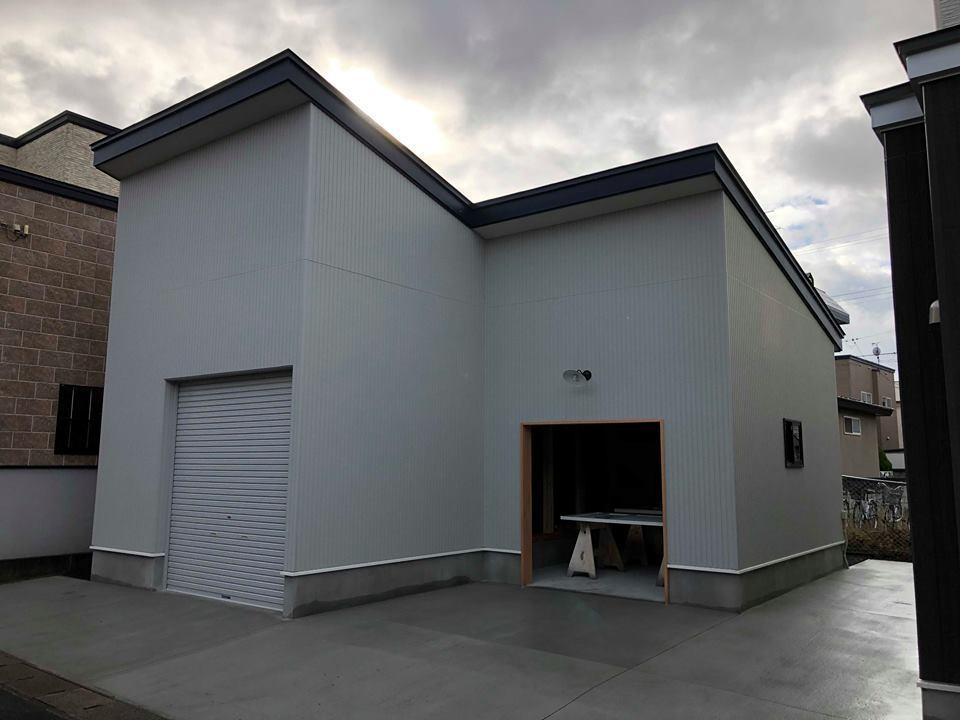 ◆ Garage door ◆ _c0078202_16052332.jpg