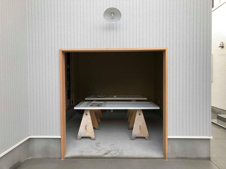 ◆ Garage door ◆ _c0078202_16053264.jpg