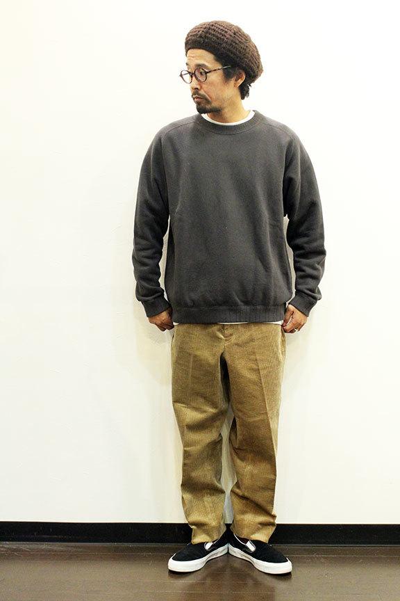 """TOWN CRAFT (タウンクラフト) \"""" Corduroy Wide Trousers \""""_b0122806_14423116.jpg"""