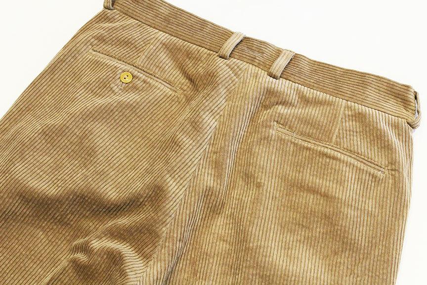 """TOWN CRAFT (タウンクラフト) \"""" Corduroy Wide Trousers \""""_b0122806_14425384.jpg"""