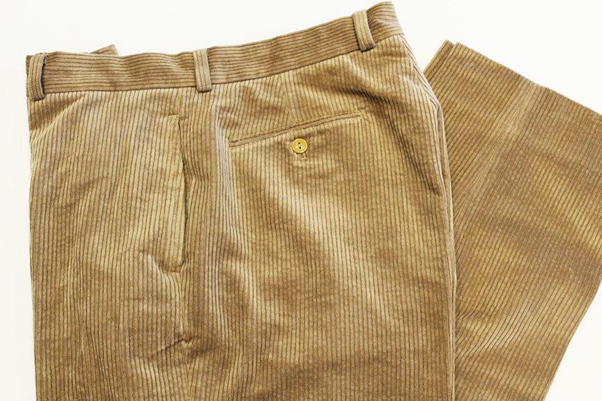 """TOWN CRAFT (タウンクラフト) \"""" Corduroy Wide Trousers \""""_b0122806_14430137.jpg"""